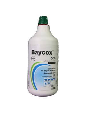 Baycox 5% 1L