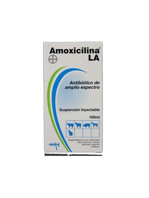 Amoxicilina LA