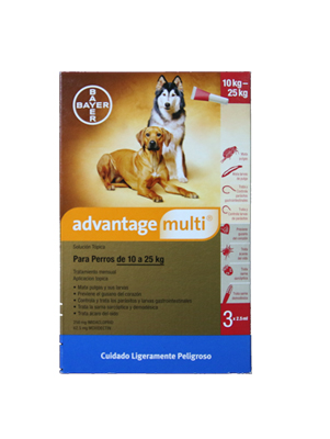 Advantage Multi 10kg-25kg