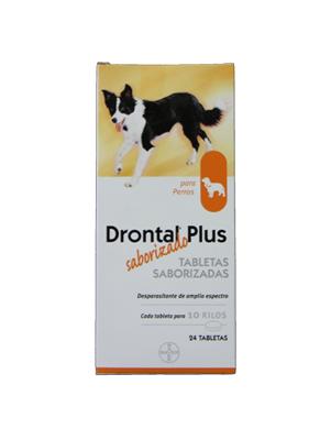Drontal Plus 10 kilos
