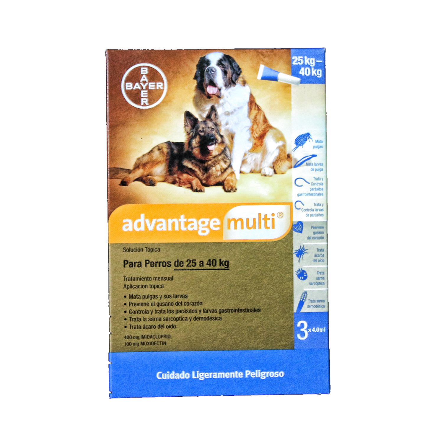 Advantage Multi 25kg-40kg