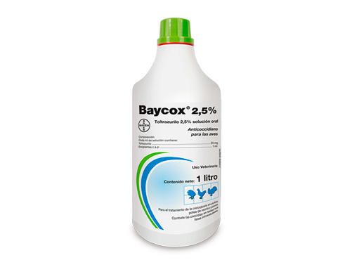 Baycox 2.5%